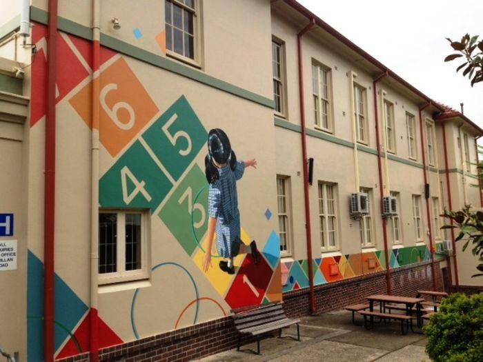 Artarmon public school building