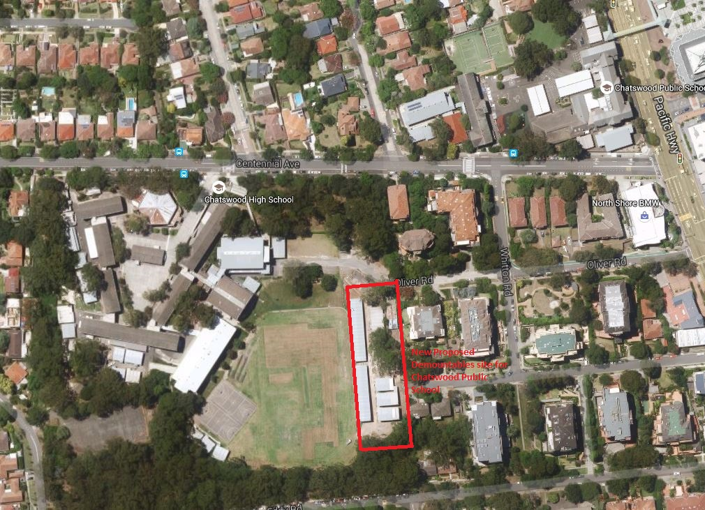 Chatswood Public School Expansion plan