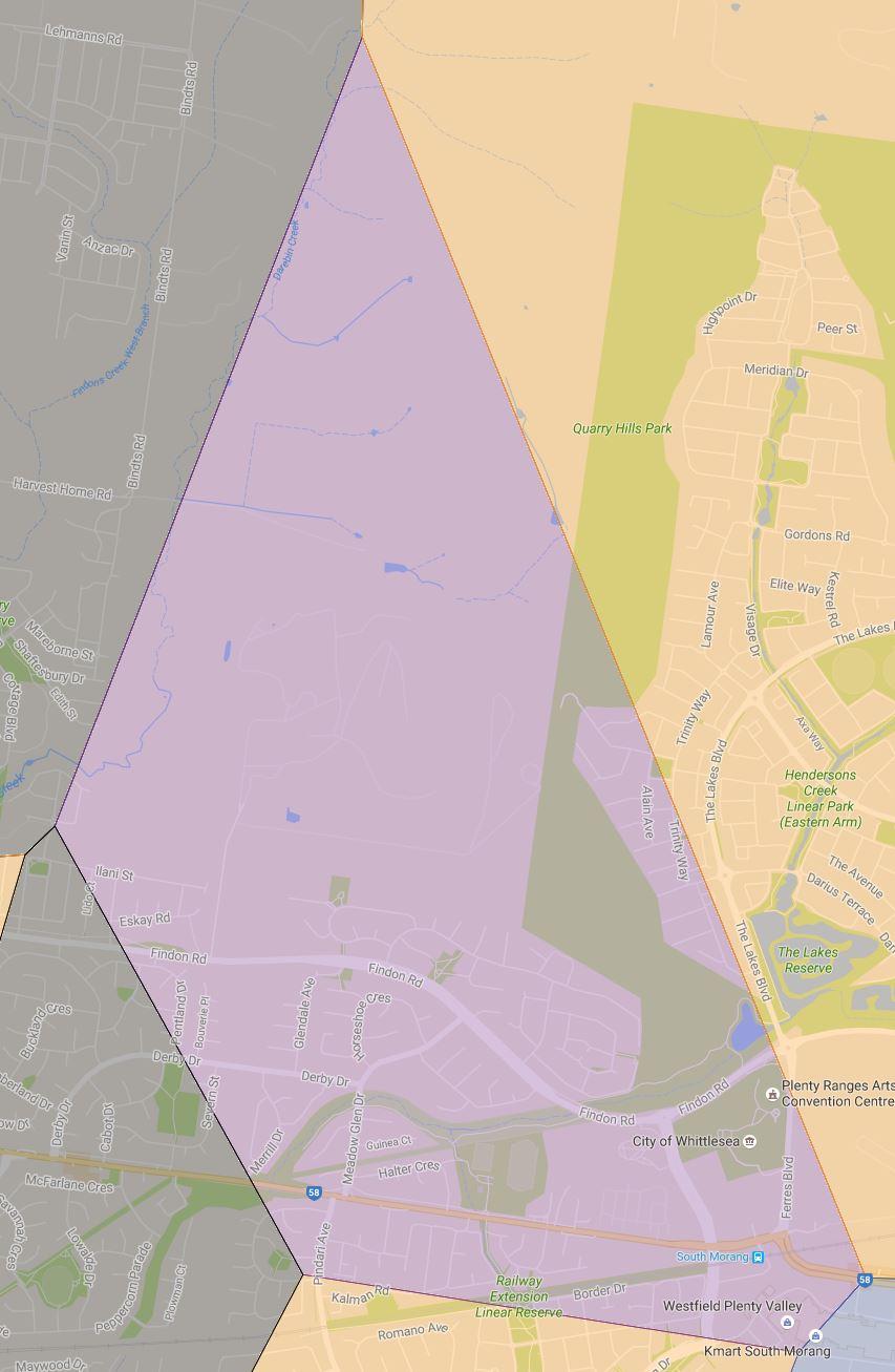 meadowglen-primary-school-zone-map
