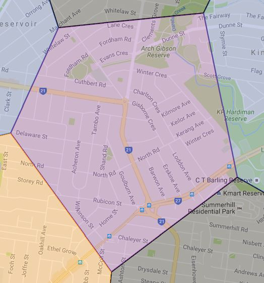 reservoir-east-primary-school-zone-map