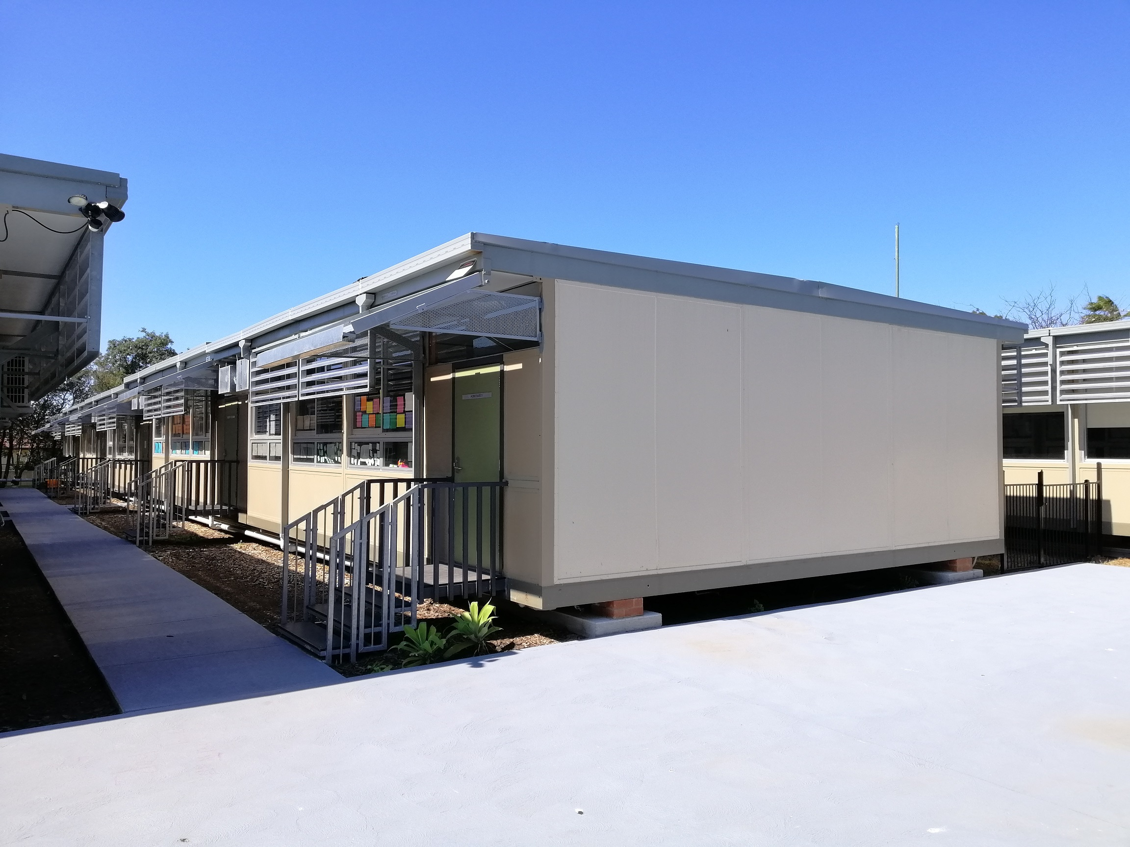 Willoughby Public School Demountable Classrooms